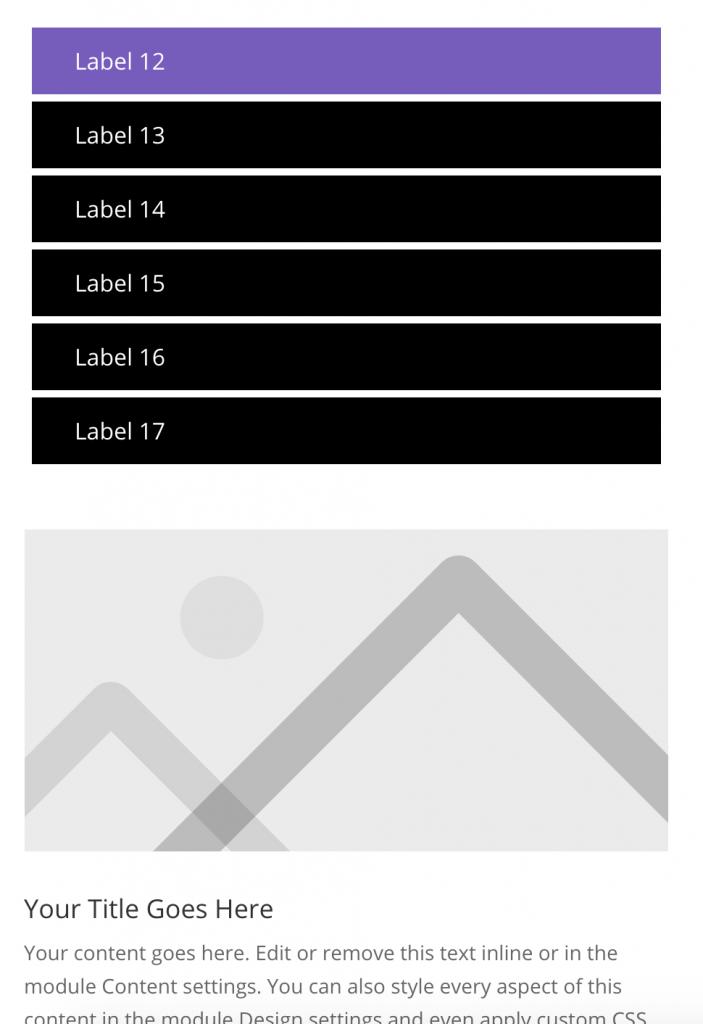 Tab-Menu-Text-Alignment